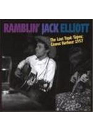 Ramblin' Jack Elliott - Lost Topic Tapes, The (Cowes Harbour 1957)