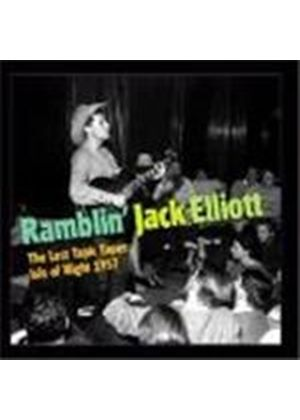 Ramblin' Jack Elliott - Lost Topic Tapes, The (Isle Of Wight 1957)