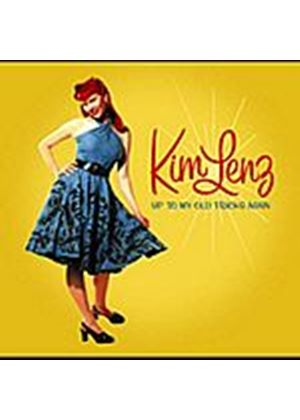Kim Lenz - Up To My Old Tricks Again (Music CD)