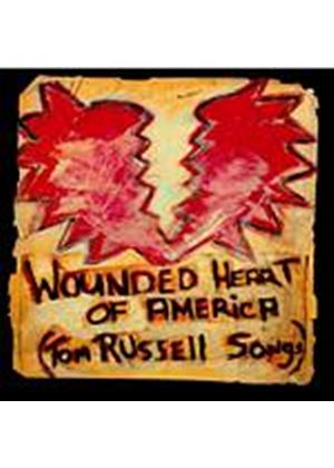 Tom Russell And Friends - Wounded Heart Of America (Music CD)
