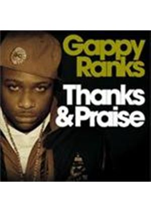 Gappy Ranks - Thanks And Praise (Music CD)