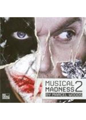 Various Artists - Musical Madness Vol.2 (Mixed By Marcel Woods) (Music CD)