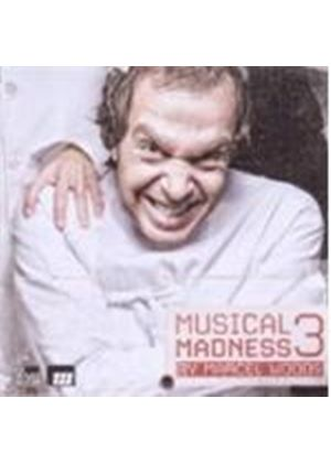 Various Artists - Musical Madness, Vol. 3 Mixed By Marcel Woods (Music CD)