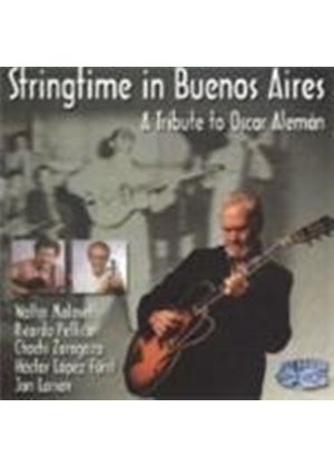 Various Artists - Stringtime In Buenos Aires