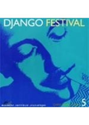 Various Artists - DJANGO FESTIVAL 5