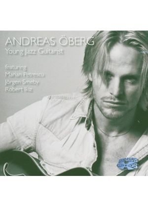 Andreas Oberg - Young Jazz Guitarist