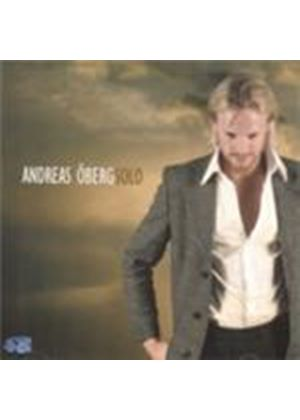 Andreas Oberg - Solo (Music CD)