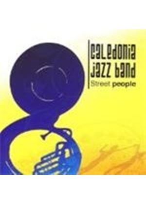 Caledonia Jazzband - Street People (Music CD)