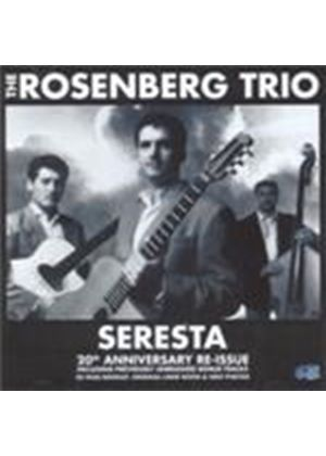 Stochelo Rosenburg Trio - Seresta (20th Anniversary Re-Issue) (Music CD)