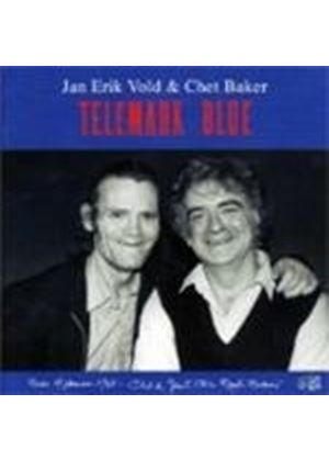 Chet Baker & Jan Erik Vold - Telemark Blue (Music CD)