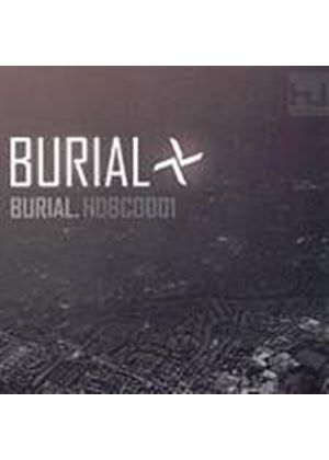Burial - Burial (Music CD)