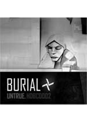 Burial - Untrue (Music CD)