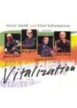 Steve Smith And Vital Information - Vitalization (Music CD)