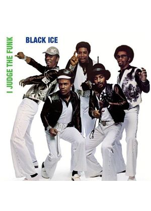 Black Ice - I Judge the Funk (Music CD)