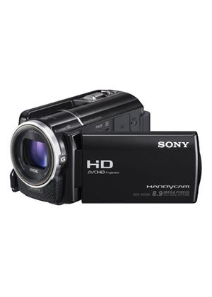 Sony XR260 Full HD Camcorder - Black (160GB, 30 x Extended Zoom) 3 inch LCD