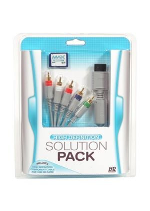 Datel High Definition 1GB SD Solution Kit (Wii)