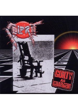 Culprit - Guilty as Charged (Digitally Remastered) (Music CD)
