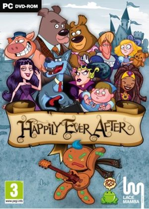 Happily Ever After (PC DVD)
