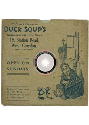 Duck Soup - Open On Sundays (Music CD)