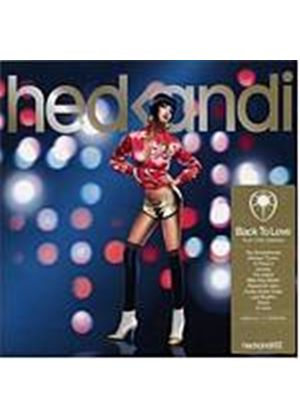 Various Artists - Hed Kandi Presents Back To Love - True Club Classics (Music CD)