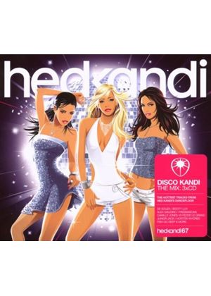 Various Artists - Disco Kandi - the Mix (3 CD) (Music CD)