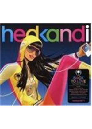 Various Artists - Hed Kandi - Back To Love (Music CD)