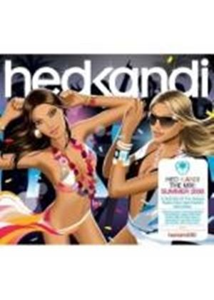 Various Artists - Hed Kandi - The Mix Summer 2008 (3  CD) (Music CD)