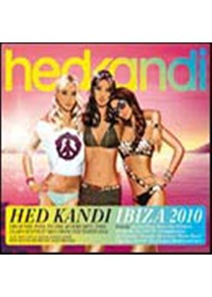 Various Artists - Hed Kandi Ibiza - The Mix Summer 2010 (Music CD)