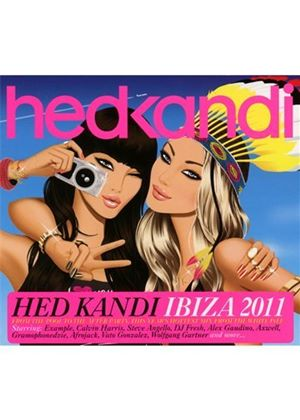 Various Artists - Hed Kandi Ibiza (Music CD)