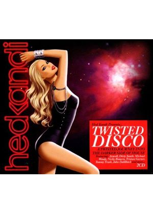 Various Artists - Hed Kandi (Twisted Disco) (Music CD)