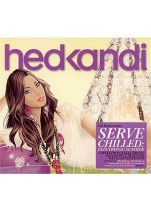 Various Artists - Hed Kandi (Serve Chilled - Electronic Summer) (Music CD)