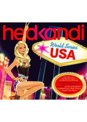 Various Artists - Hed Kandi (World Series USA) (Music CD)