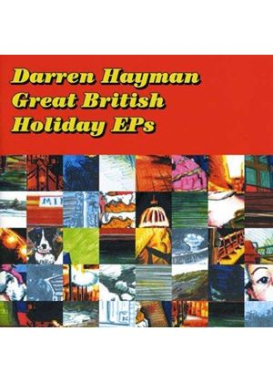 Darren Hayman - Great British Holiday Songs EPs [CD + DVD]
