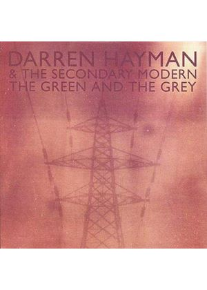 Darren Hayman - Green and the Grey (Music CD)