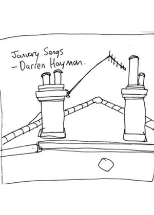 Darren Hayman - January Songs (Music CD)