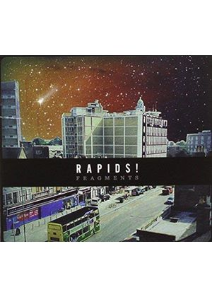 Rapids! - Fragments EP (Music CD)