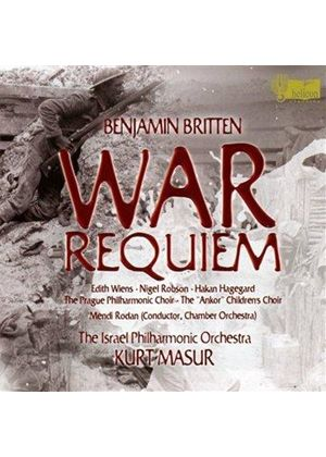 Benjamin Britten: War Requiem (Music CD)