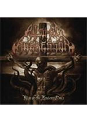 Atomic Aggressor - Rise Of The Ancient Ones (Music CD)