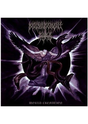 Denouncement Pyre - World Cremation (Music CD)