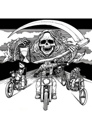Speedwolf - Ride with Death (Music CD)