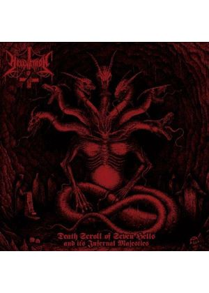 Hellvetron - Death Scroll of Seven Hells and Its Infernal Majesties (Music CD)