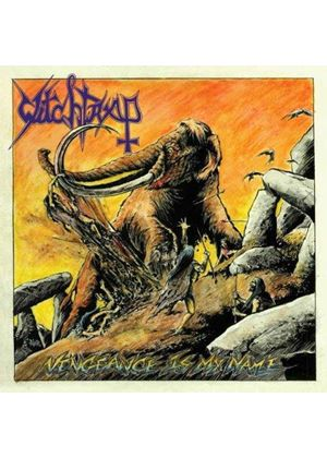Witchtrap - Vengeance is My Name (Music CD)