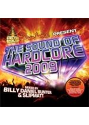 Various Artists - The Sound Of Hardcore 2009 (Mixed By Helter Skelter & Raindance) (Music CD)