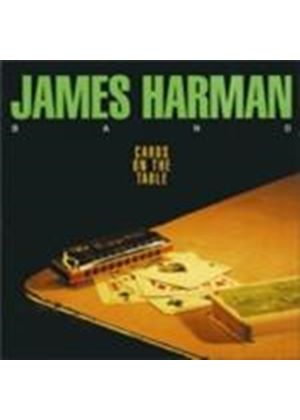 James Harman Band (The) - Cards On The Table (Music CD)