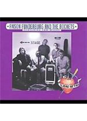 Anson Funderburgh & The Rockets - Tell Me What I Want To Hear (Music CD)