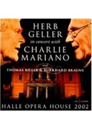 Charlie Mariano - Halle Opera House 2002 (Live Recording) (Music CD)