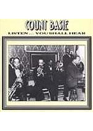 Count Basie - Listen, You Shall Hear (1938)