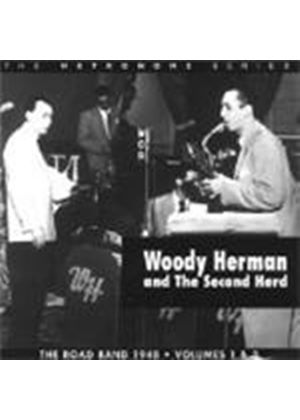 Woody Herman & The Second Herd - Road Band 1948 Vol.1 & 2, The