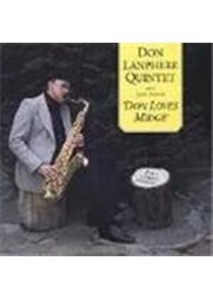 Don Lanphere Quintet - Don Loves Midge