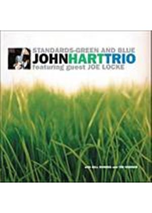 John Hart Trio - Standards Green And Blue (Music CD)